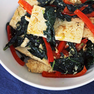 Stir Fry With Kale And Tofu Recipes
