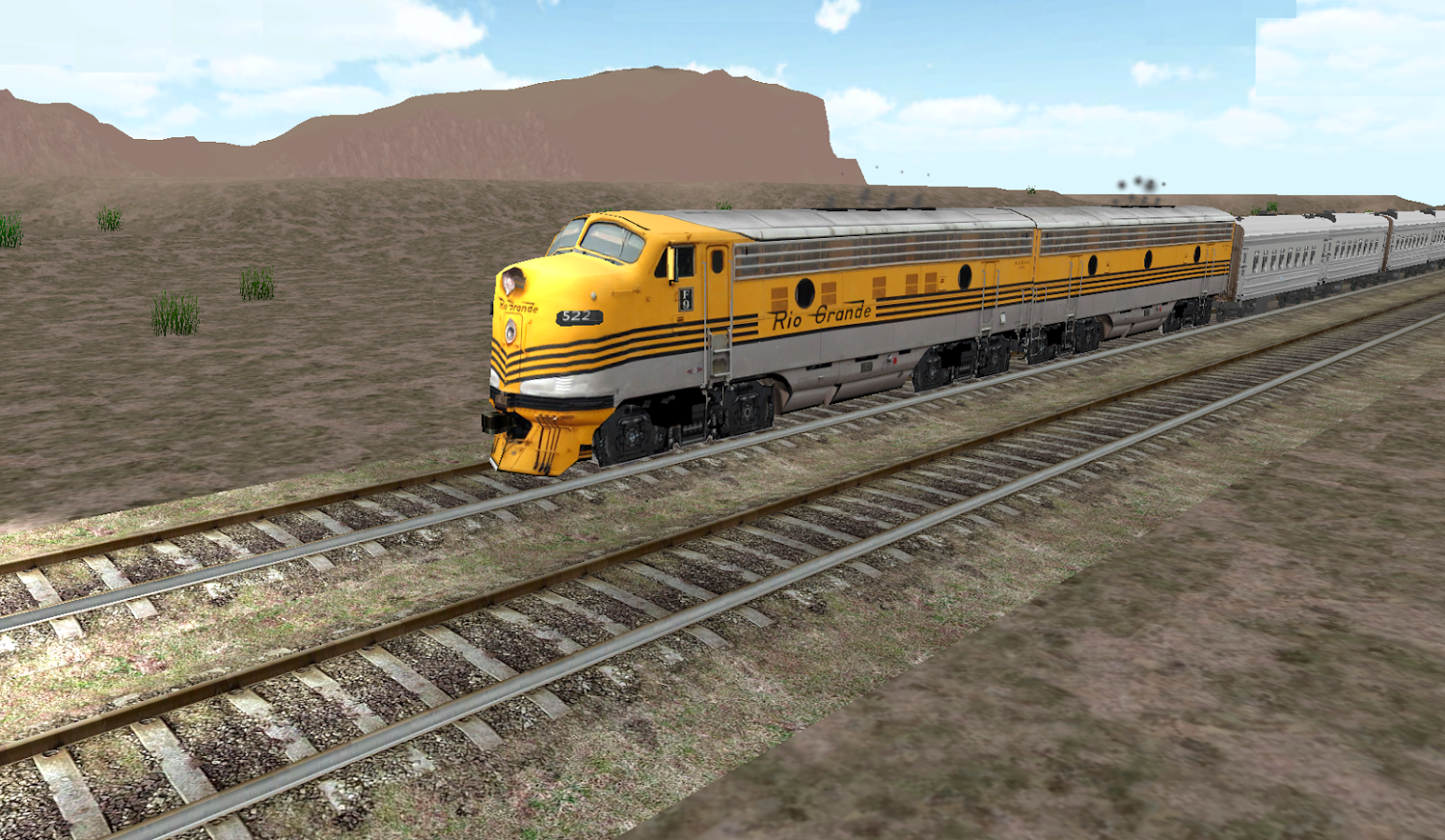 Train Sim Pro Screenshot 3