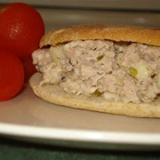 Tuna and Apple Salad
