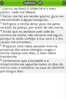 Screenshot of Bíblia em Português (PTv7D)