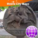 Bratislava Street Map icon