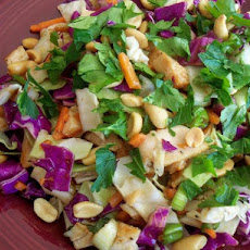 Vietnamese Cabbage and Chicken Salad