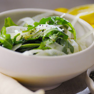 Shaved Fennel & Arugula Salad