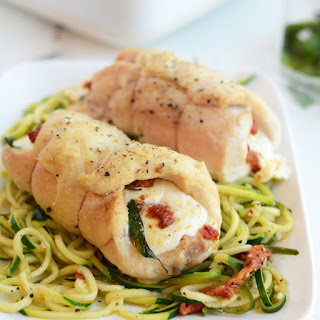 Caprese Chicken Breasts
