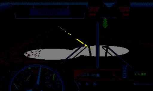 Desert Bus - screenshot