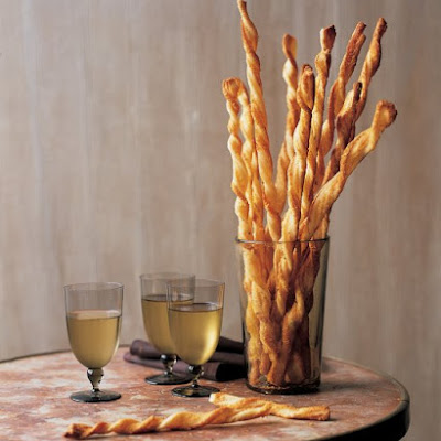 Quick Cheese Straws