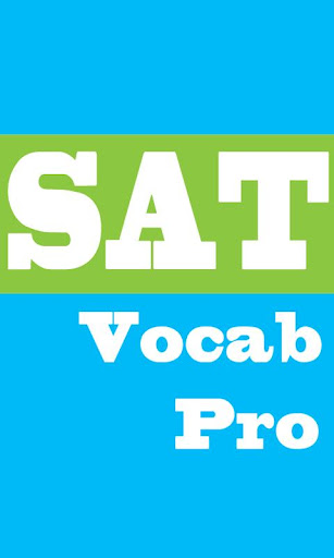 SAT Vocabulary PRO