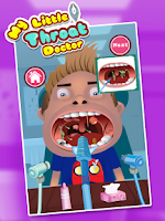 Screenshot of Kids Throat Doctor