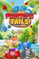 Screenshot of Fruits'n Tails
