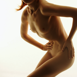Shadows by Vineet Johri - Nudes & Boudoir Artistic Nude