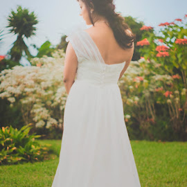 The Most Waited Pose Ever by Gabriel Cabrera - Wedding Bride ( wedding photography, wedding dress, bride )