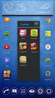 Screenshot of Vire Launcher