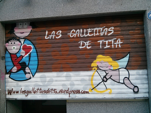 Las Galletitas De Tita