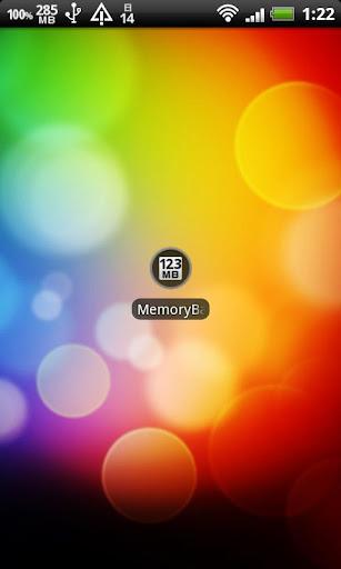 MemoryBar Simple