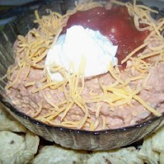 Peppy Bean Dip