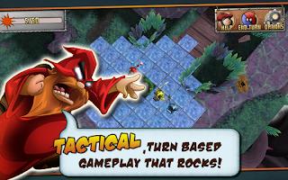Screenshot of Wizard Ops Tactics