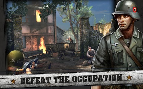 Game FRONTLINE COMMANDO: D-DAY APK for Windows Phone