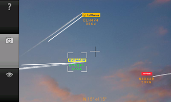 Screenshot of Radar Spotter