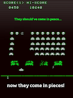 Screenshot of Space Invaders Classic Shooter