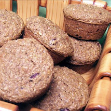 Jen's Low Fat High Fiber Bran Muffins