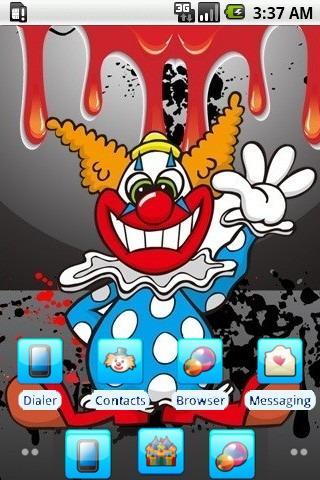 Bloody Clown [SQTheme] ADW