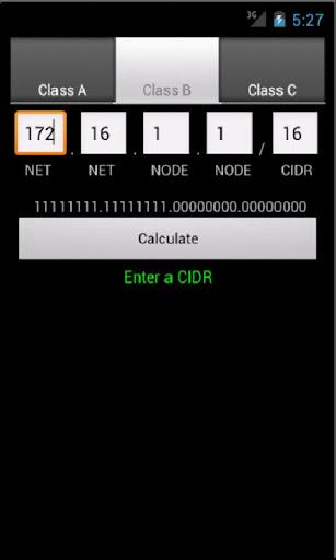 Easy Subnet Calc
