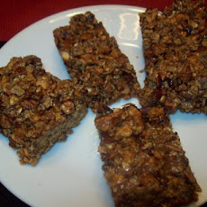 Nut and Granola Bars
