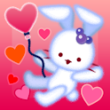 Ruku's heart balloon icon