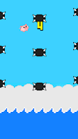 Screenshot of Flappy Pig (Ad free, no ads)