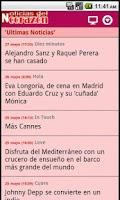 Screenshot of Noticias del Corazón