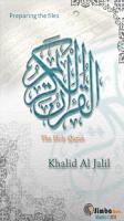 Screenshot of Holy Quran MP3-Khaled Al Jalil