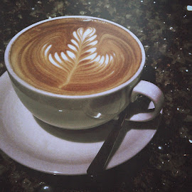 Cappuccino by Leslie Tan - Food & Drink Alcohol & Drinks ( cappuccino, coffee,  )