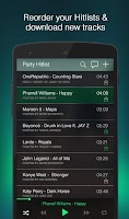 Screenshot of Hitlist - Share Music Player