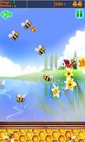 Screenshot of Honey Bees War Game
