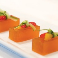 Pimm's No. 1 Cup Jelly Shots