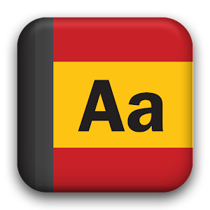 Spanish Handbook: Dictionary Icon