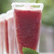 Watermelon-Mint Margaritas