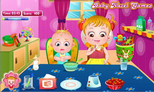 Baby Hazel Sibling Care - screenshot