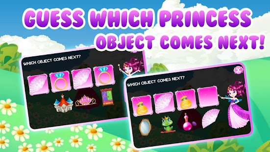 Game Preschool Learning: Princess APK for Windows Phone