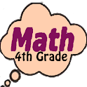 Math on the Go Grade Level 4 icon