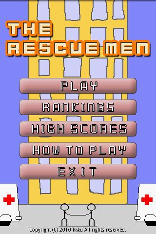 The Rescue Men