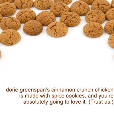 Cinnamon Crunch Chicken