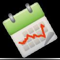 Financial Market Calendar Pro icon
