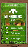 Screenshot of Mushrooms PRO - NATURE MOBILE