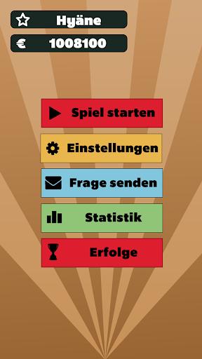 Tier Quiz - screenshot