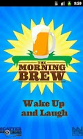 Screenshot of The Morning Brew