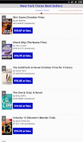 Screenshot of BookBargain Free & Cheap books