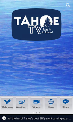 Tahoe TV Tahoetopia - The dail
