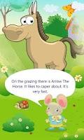 Screenshot of Funny stories – Animal Farm