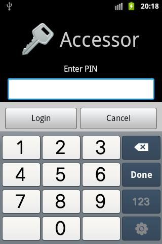 Accessor